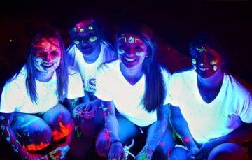 """20ª Edição Hallowbasic Kids em clima de """"Glow Party"""""""