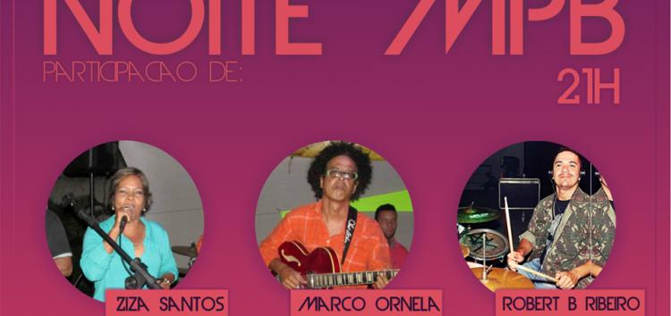 Fim de Semana com música brasileira e MPB no Barari