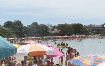 Associações são contra pedágio para turista no verão