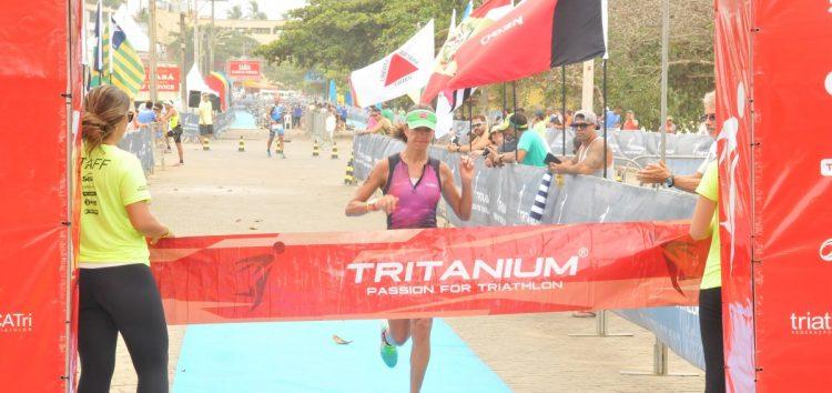 Guarapari recebe classificatória para a final do Mundial de Triathlon Tritanium