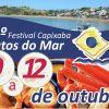 Programação 18º Festival Capixaba de Frutos do Mar em Iriri