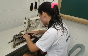 Detentas vão doar cabelo para pacientes com câncer