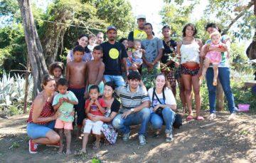 Campanha ajuda os desabrigados de São Gabriel