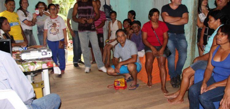 Prevenção: Comunidade Quilombola recebe orientações sobre o câncer