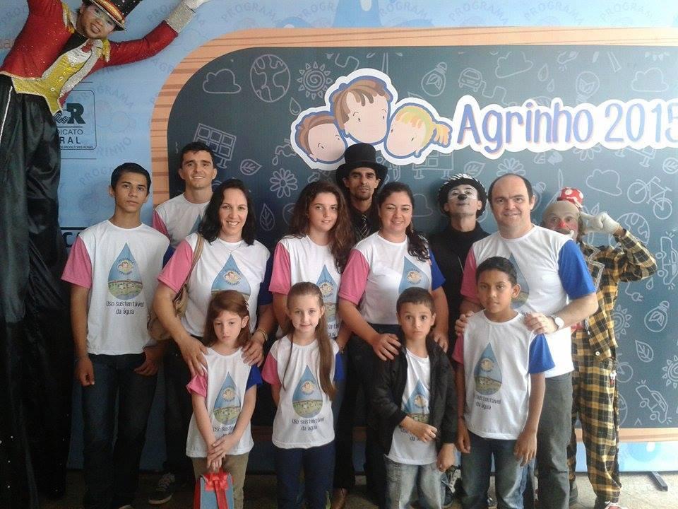 Agrinho 2015
