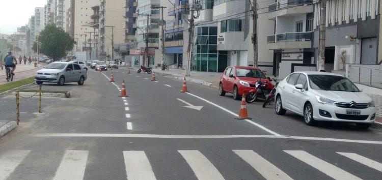Acidentes podem aumentar com mudanças no trânsito da Praia do Morro