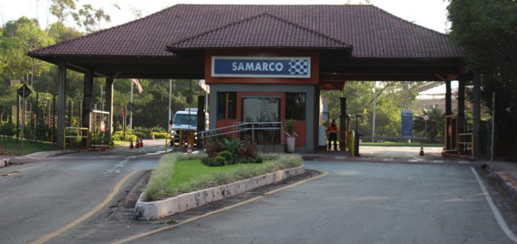 Samarco mantém produção até sábado em Anchieta