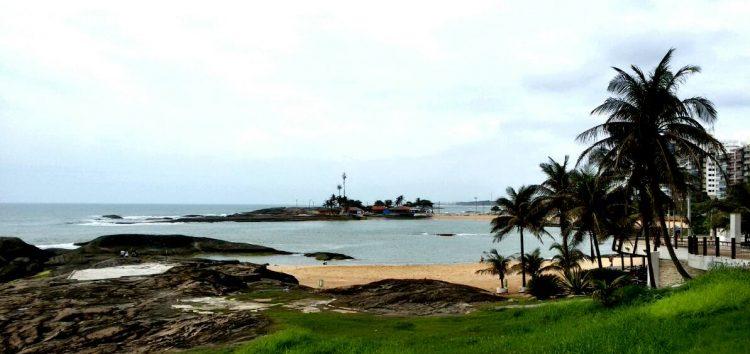 """Sem lama: Prefeitura vai divulgar fotos diárias das praias para """"tranquilizar"""" turistas"""