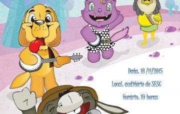Escola Municipal convida para espetáculo musical