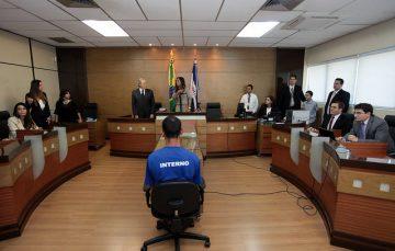 Presos de Guarapari terão audiências de custódia em Itapemirim
