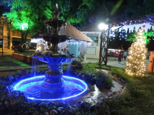 Domingo Natal som e luz