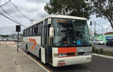 Ônibus extras para o Aeroporto de Vitória durante o Carnaval