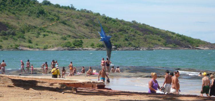 """Projeto """"Manhã de Lazer"""" na Praia do Morro este fim de semana"""
