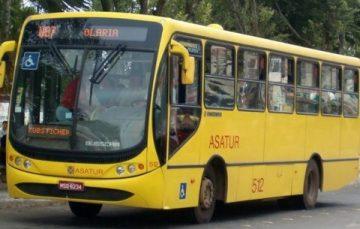Ônibus vão operar com linhas especiais nos dias de shows em Guarapari