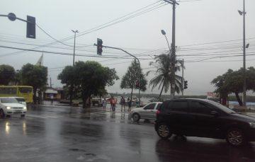 Chuva deve continuar até domingo
