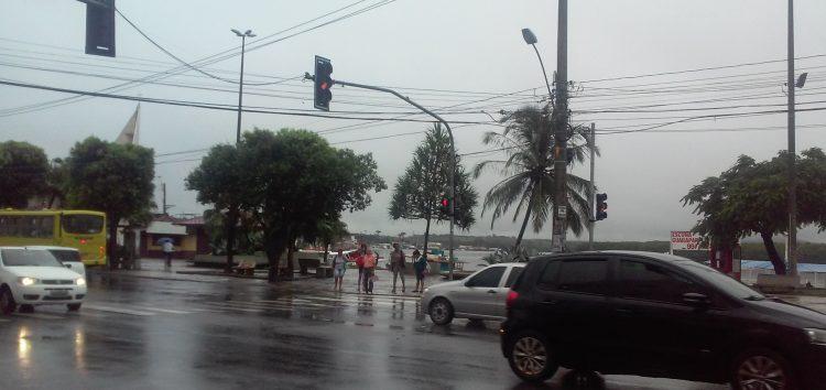 Falha no sistema deixa semáforos desligados