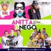 Anitta e Nego do Borel agitam ao som do funk no Multiplace Mais