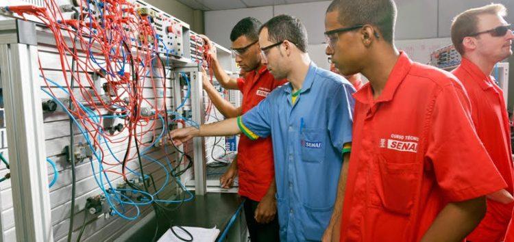 Senai-ES está com 671 vagas abertas para cursos técnicos no Estado