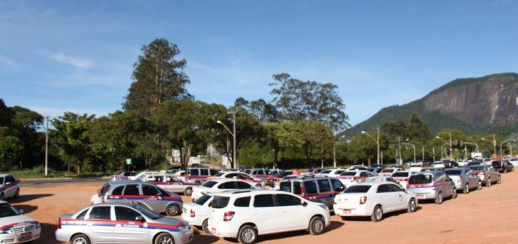 Taxistas continuam cobrando preços abusivos de quem chega à Rodoviária