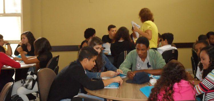 Jovens do Selo Unicef debatem desafios socioambientais