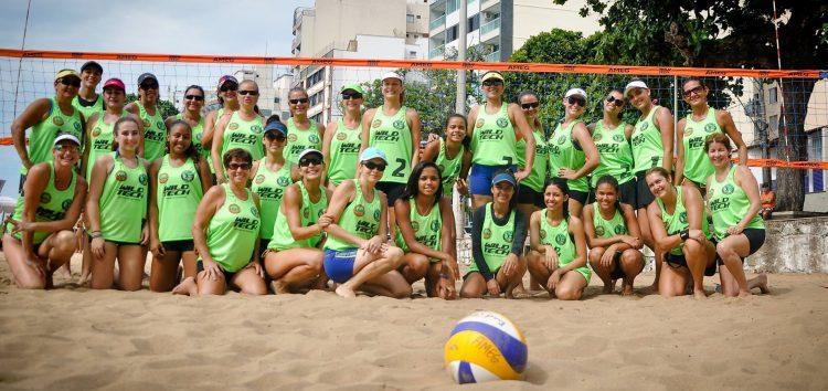 Torneio Ameg de Vôlei de Praia na programação do fim de semana