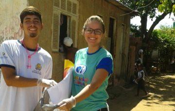 Escola Marinalva realiza mutirão contra o Aedes aegypti