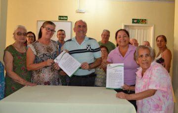 Convênio com a prefeitura beneficia Casa Lar