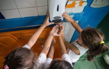 Hora de reforçar a higiene para se prevenir da H1N1