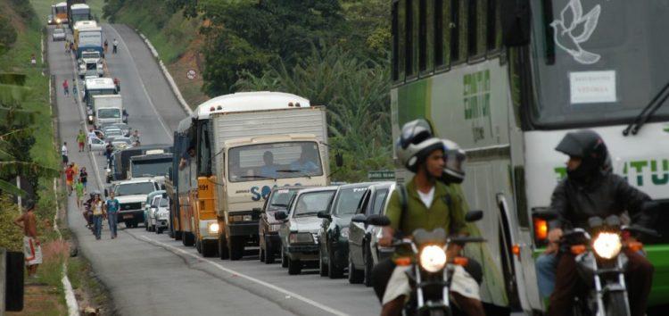 Guarapari tem um dos trechos mais perigosos do Estado, alerta PRF