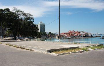 Pista de skate será construída na Prainha de Muquiçaba