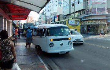 Força-tarefa combate atuação de transporte clandestino em Guarapari