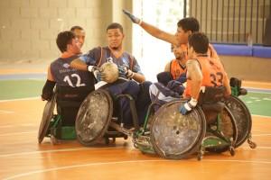 Time Irefes representa o Espírito Santo no Campeonato Brasileiro de Rugby em Cadeira de Rodas.