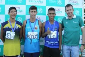 Medalhistas de Anchieta
