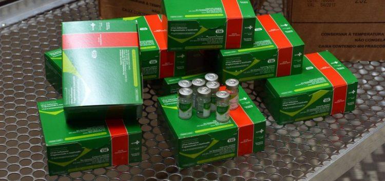 150 mil doses da vacina contra a gripe chegam ao ES