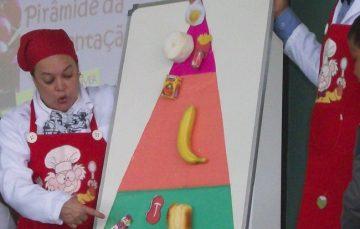 Guarapari recebe espetáculo infantil gratuito sobre alimentação saudável
