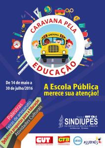 caravana pela educação