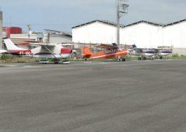 Aeroporto de Guarapari passará por reforma