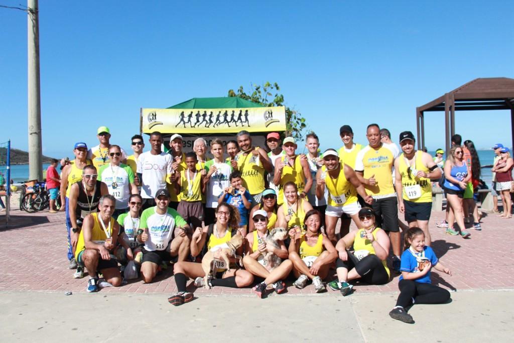 corrida cidade saúde equipe Cassimiro