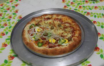 Pizza caseira a partir de R$ 11
