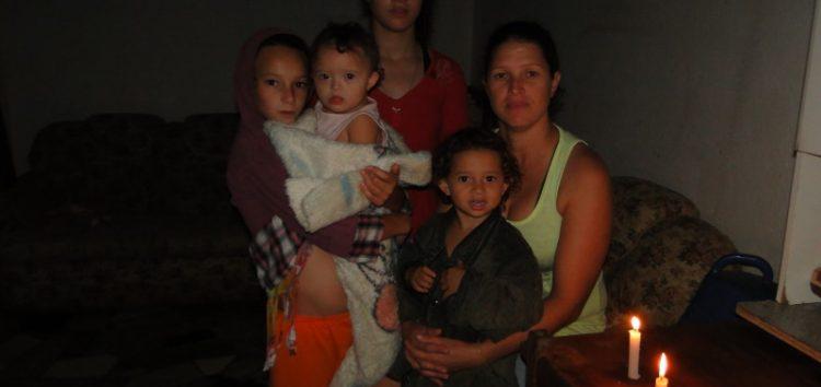 Depois de dois anos, luz pode voltar em Santa Arinda