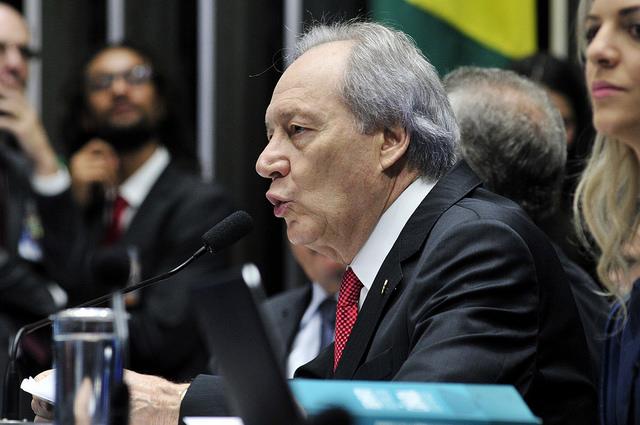 Ministro Lewandowski determina perda de mandato de Dilma. Foto: Agência Senado