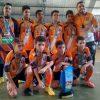 Copa da Banana e do Leite de Futsal reuniu 200 jovens em Alfredo Chaves