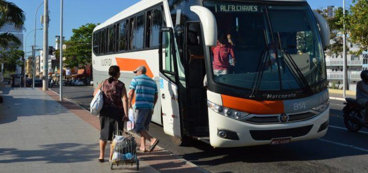 Prefeitura abre 11 pontos de desembarque para os ônibus intermunicipais