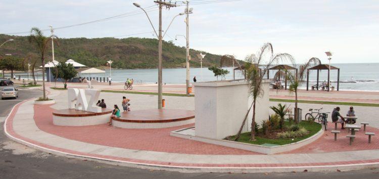 Reforma da Praça da Paz deve custar cerca de R$ 500 mil em Guarapari