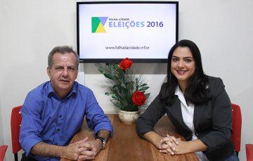 Entrevista com Marquinhos Borges,  candidato a prefeito de Guarapari