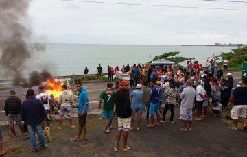 Mais manifestações contra decreto que proíbe embarque e desembarque fora da rodoviária