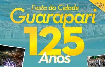 Festa da Cidade começa hoje (16)