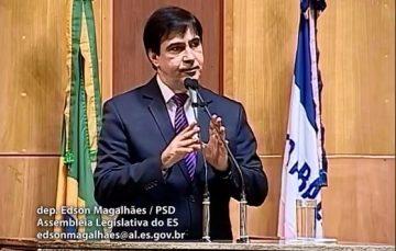 Edson Magalhães propõe cobrança da taxa de embarque fora da rodoviária