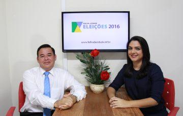 Entrevista com Ricardo Rios, candidato a prefeito de Guarapari