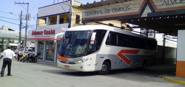 Rodoviária reabre mas ônibus intermunicipais não mudam rota
